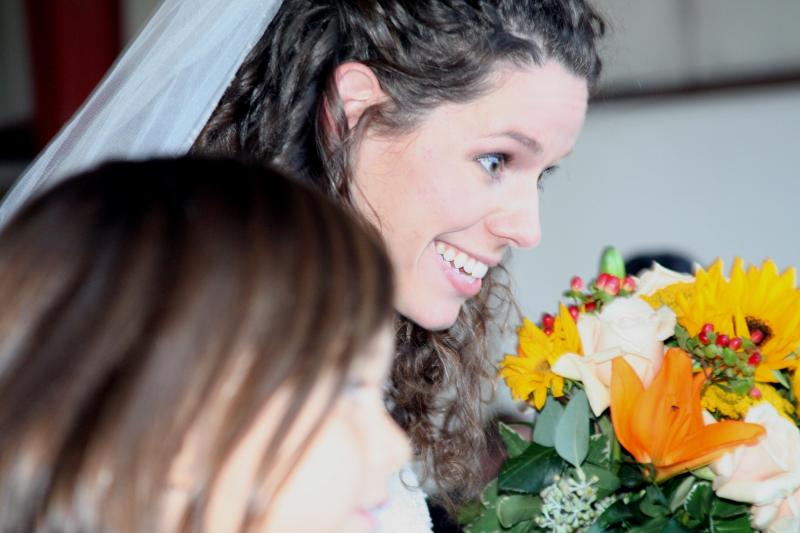 Lynsey's October 2011 wedding